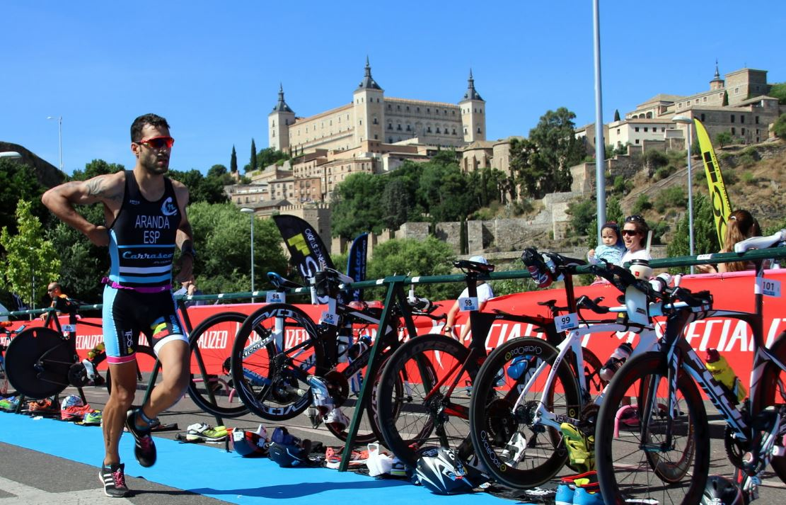 Boxes Toledo Triatlon