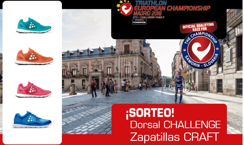 Sorteo Challenge MAdrid