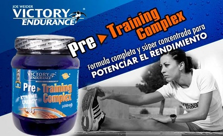 Pre Trainning Complex Victory Endurance