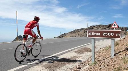Entrenar Subidas Ciclismo