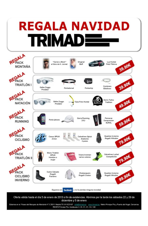 TriMad Pack