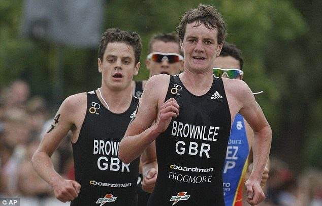 Alistair and Jonathan Brownlee: Our dream is to win the gold medal together at the Olympic Games