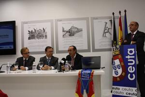 Ceuta ist bereits offizieller Sponsor des FETRI