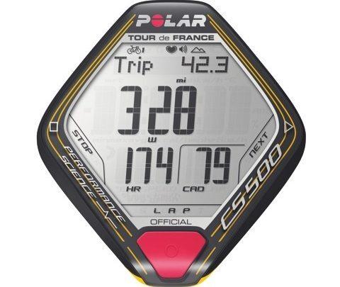 Nuevo POLAR CS500 Tour de France