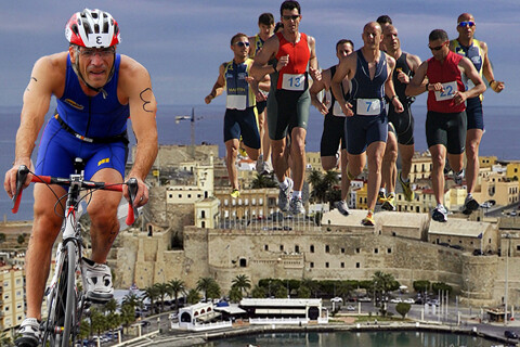 Melilla accueillera le Championnat d'Espagne de Triathlon Autonome