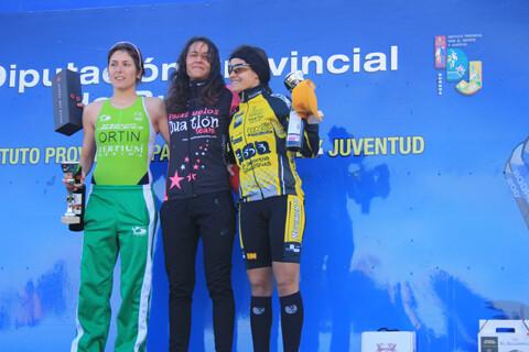 www.triatlon.org_web_noticias_fotos_11_19_MARZO-F-FuenteMolinos Alexis Rodriguez et Sara Martín gagnent le Cros Duathlon de Fuentemolinos. Qualification pour le championnat espagnol