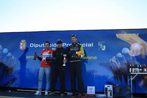 Alexis Rodriguez et Sara Martín gagnent dans le Duatlón Cros de Fuentemolinos. Qualification pour le Championnat d'Espagne