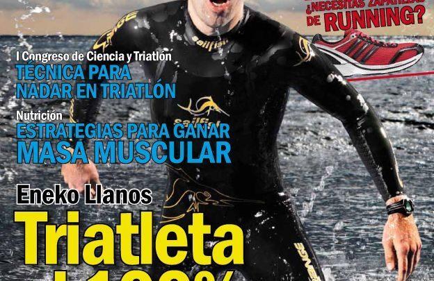 Eneko Llanos, protagoniste dans le magazine Sportraining