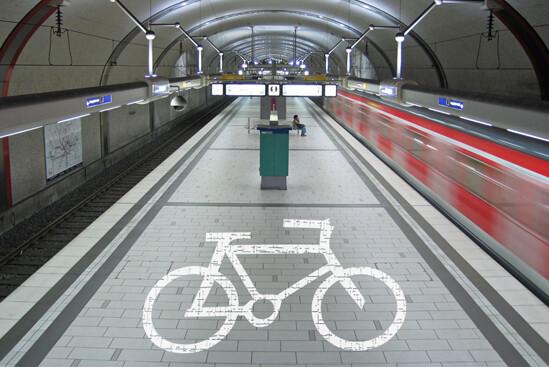 Libre acceso para las bicis en los trenes de Cercanías desde el 1 de junio