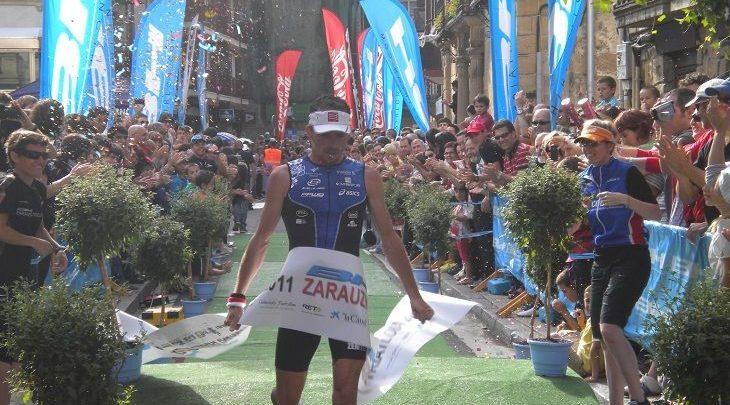 Clemente Alonso y Cat Morrison vencen en Zarautz