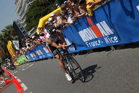 Marcel Zamora will fight this weekend for the sixth consecutive crown at the Nice Ironman.