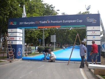 Banyoles has all the necessary ingredients to make the test a success