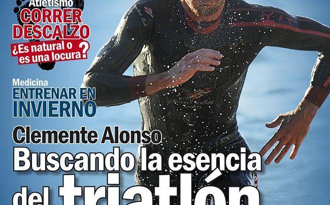 Clemente Alonso proptagonista en Sportrainnig