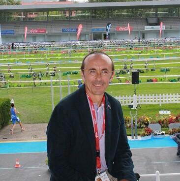 Herr José Hidalgo neu gewählter Präsident der Iberoamerican Triathlon Association