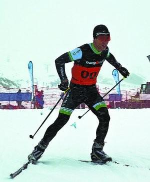 5. Platz für Jon Erguin bei der Winter-Triathlon-Europameisterschaft