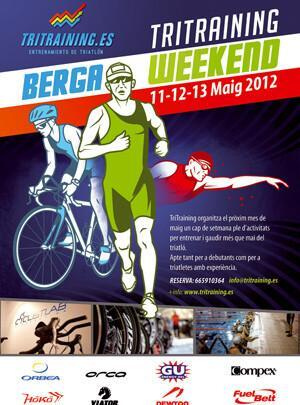 TriTraining Weekend 11,12 and 13 May