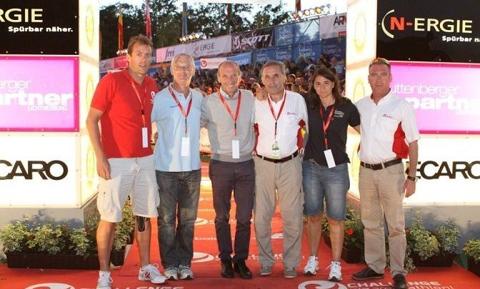 Photo of Half Challenge Barcelona-Maresme Headquarters of the European Half Distance Triathlon Championship 2013