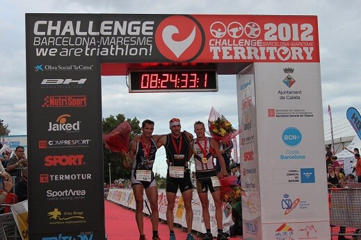 Photo of LUCY GOSSAGE breaks the chrono in Challenge