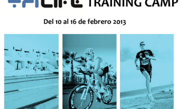 Photo of Enjoy training triathlon in Lanzarote with TRILIFE (2)
