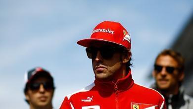 Photo of Fernando Alonso, ahora IRONMAN