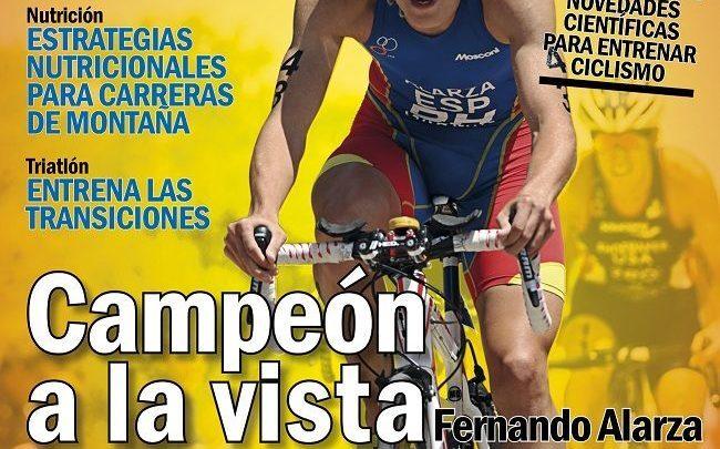 Photo of Fernando Alarza January cover of Sportraining