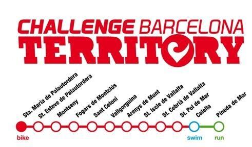 noticias_circuito_2013 Sant Celoni hosts the official presentation of the European Half Distance Triathlon Championship, Half Challenge-Barcelona News Triathlon