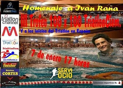 Homenaje a Iván Raña