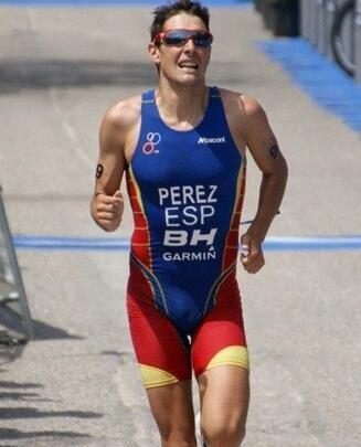 Josemi Pérez participará en el I Timanfaya Triatlón