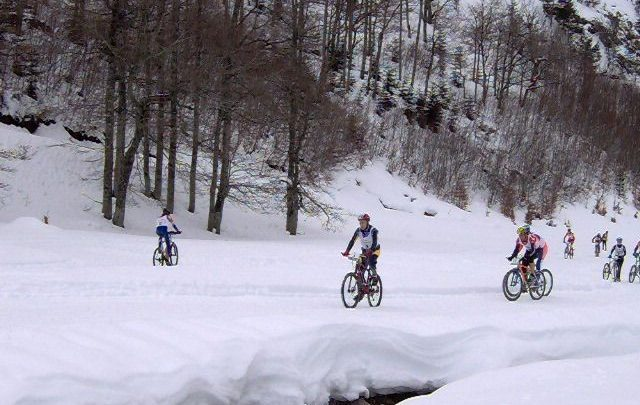 Photo of The Madrid Winter Triathlon Community Championship will take place this Sunday, March 24 in Ansó (Huesca)