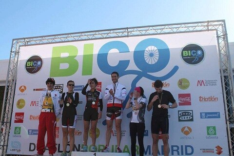 Photo of BICO breaks record of participation with 2.500 duatletas. Ana Ibañez and Luis Miguel Martín Berlanas prevail in this second edition
