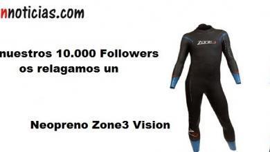 Photo of Sorteo 10.000 Seguidores Twitter. Neopreno Zone3 Visión