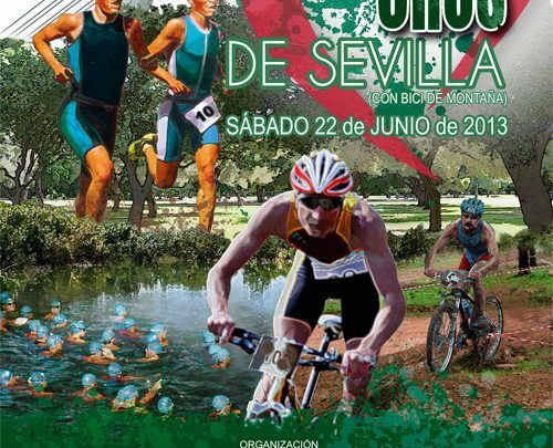 Triatlón Cros Sevilla