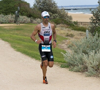 Photo of Eneko Llanos will try to beat Andreas Raelert in the Ironman 70.3 of Mallorca