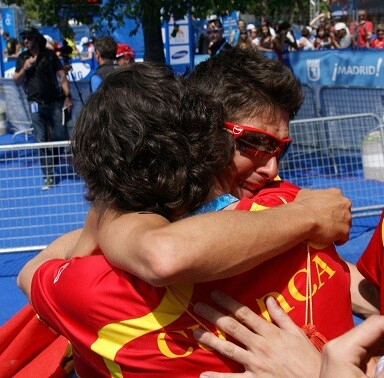 Photo of Josemi Pérez, Olympic triathlete announces his withdrawal from the triathlon due to lack of financial support.