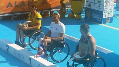 Photo of 3 medallas para el Paratriatlón Español en el Campeonato de Europa de Triatlón