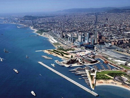 Photo of BCNSWIM the swimming trip in Barcelona, home of the World Swimming Championship