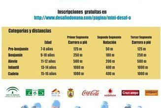 Mini Desafio Doñana