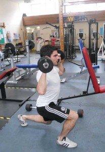 entrenamientos_squat_frontal 5 opciones para mejorar tu potencia en ciclismo Artículos entrenamiento