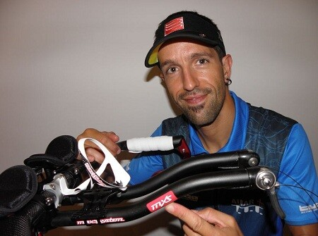 Photo of AIMAR AGUIRRESAROBE also uses Max´sSystem.