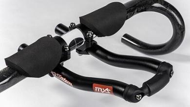 Foto von Max'sSystem präsentiert seine AERO Short Mini Kupplung «SHORTY» Riser Flat Compact