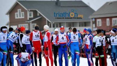 Jon erguin Campeonato del Mundo Triatlón de Invierno