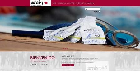 Photo of AMLSport presents its new website: www.amlsport.com