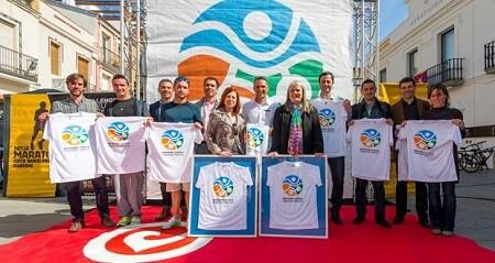 Photo of Presentation of the Barcelona / Calella Triathlon Territory with Victor del Corral
