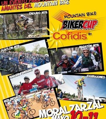 Cofidis Biker Cup will gather all the disciplines and specialties of the MTB