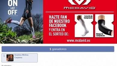 Sorteo Pack McDavid