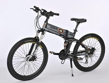 E-Bike Cross Country 2014