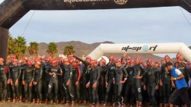Photo of Elena Aguilar and Diego Paredes will try to revalidate the title in the Cabo de Gata-Níjar Triathlon