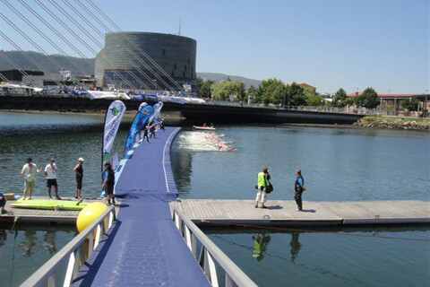Photo of Less than 10 days for the Duathlon World Championship - Pontevedra 2014