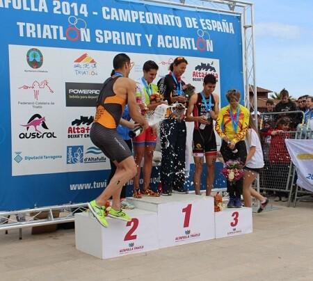 Campeonato España de Triatlón Sprint