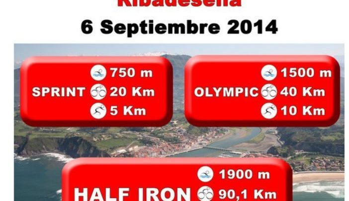 Photo of Do you want to be the first to know the Triathlon Festival Ribadesella circuits?